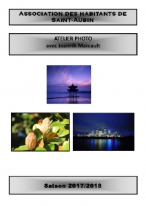 thumbnail of Atelier photo 2017-2018