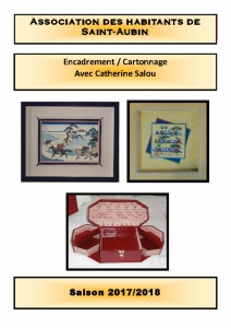 thumbnail of Encadrement Cartonnage 2017-2018