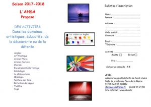 thumbnail of Plaquette 2017-2018