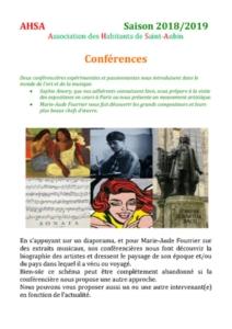 thumbnail of AHSA conférences en PDF