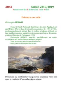 thumbnail of AHSA peinture sur toile en PDF