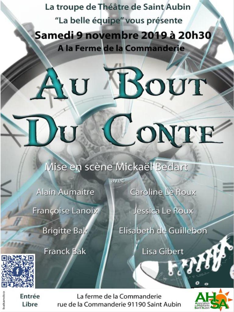 thumbnail of Au bout du conte 2019