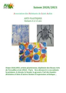 thumbnail of AHSA arts plastiques