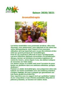 thumbnail of Aromathérapie